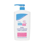 BABY SEBAMED LECHE CORPORAL 400ml