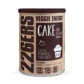VEGGIE ENERGY CAKE 480 g de 226ers