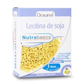 LECITINA DE SOJA 1200MG NUTRABASICS 48 Perlas de Drasanvi