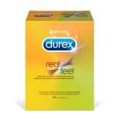Durex Real Feel 24 Unités - Sensation peau contre peau sans latex