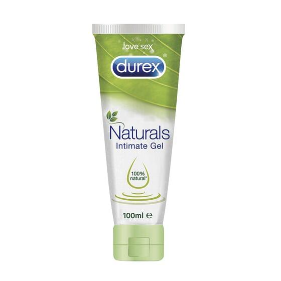 DUREX NATURALS INTIMATE GEL 100ml de Durex