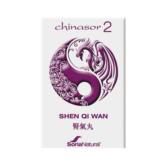 CHINASOR 2 - SHEN QI WAN 30 Comprimés de Soria Natural