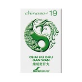 CHINASOR 19 - CHAI HU SHU GAN WAN 30 Tabs da Soria Natural