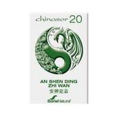 CHINASOR 20 - AN SHEN DING ZHI WAN 30 Tabs da Soria Natural