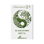 CHINASOR 21 - SI JUN ZI WAN 30 Comprimés de Soria Natural