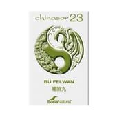 Chinasor 23 Bu Fei Wan 30 Pastiglie di Soria Natural