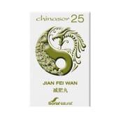 CHINASOR 25 - JIAN FEI WAN 30 Tabs de Soria Natural