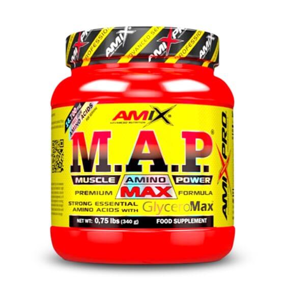 M.A.P. GLYCEROMAX 340g de Amix Pro