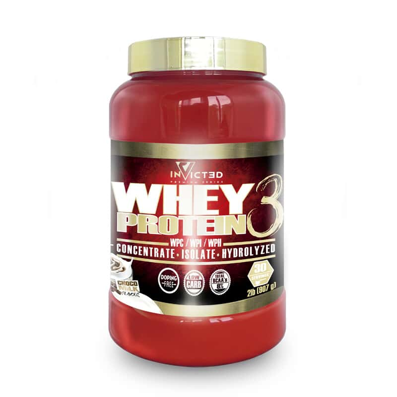 8a312cced Invicted Whey Protein 3 907 g - Invicted by Nutrisport