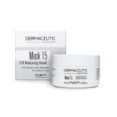 Dermaceutic Mask 15 Máscara Purificante 50 ml da Dermaceutic