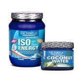 Iso Energy + Agua de Coco - Victory Endurance - ¡Hidratación!