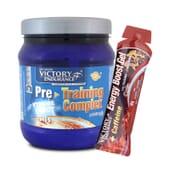 Pre Training Complex + Energy Boost Gel - Victory Endurance
