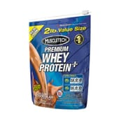 Premium Whey Protein Plus 907g di Muscletech