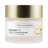 Splendor 10 Tratamiento Anti-edad Día SPF20 50ml - Bella Aurora