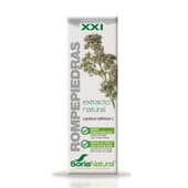EXTRACTO NATURAL DE ROMPEPIEDRAS XXI 50ml de Soria Natural