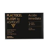 ASPOLVIT PLACTOCEL FLASH 2 Ampolas de 4 ml da Interpharma
