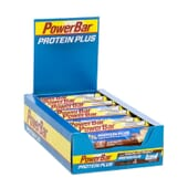 PROTEIN PLUS 33 % 10 Barres de 90 g de PowerBar