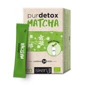 Purdetox Matcha Pack Recarga - Siken - Bebida Detox Bio