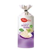 Tortitas de Arroz y Quinoa Bio - El Granero Integral - Sin gluten