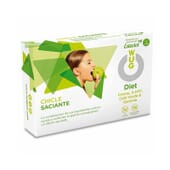 WUG DIET CHICLE SACIANTE 30 Chicles de Wugum