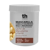 MASCARILLA CABELLO COLOREADO CON LECHE DE MACADAMIA Y KARITÉ 700ml de Th Pharma