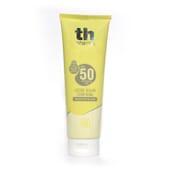 Latte Corpo Solare 50 Fps Resistente All'Acqua 250 ml di Th Pharma