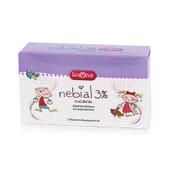 Buona Nebial 3% 20 Viales - Solución salina para niños