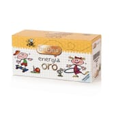 Buona Énergie Or 10 Fioles - À la gelée royale et aux vitamines