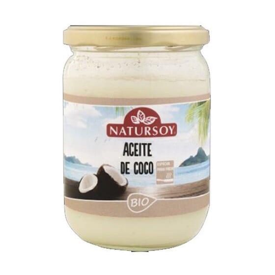 ACEITE DE COCO DESODORIZADO BIO 400g de Natursoy