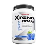 Xtend BCAAs 90 Servicios - Scivation - Con Glutamina y Electrolitos