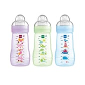 Mam Easy Active Biberão Baby Bottle +2 M 270 ml da Mam