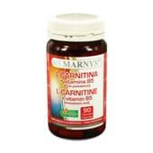 L-Carnitina con Vitamina B5 90 Caps - Marnys