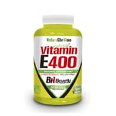 NATURAL VITAMINE E400 60 capsules molles Beverly Nutrition
