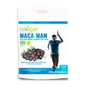Maca Man Bio 150 g - BeVegan - Aux probiotiques vivants!