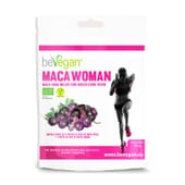 Maca Woman Bio 150 g - BeVegan - Aux probiotiques vivants!
