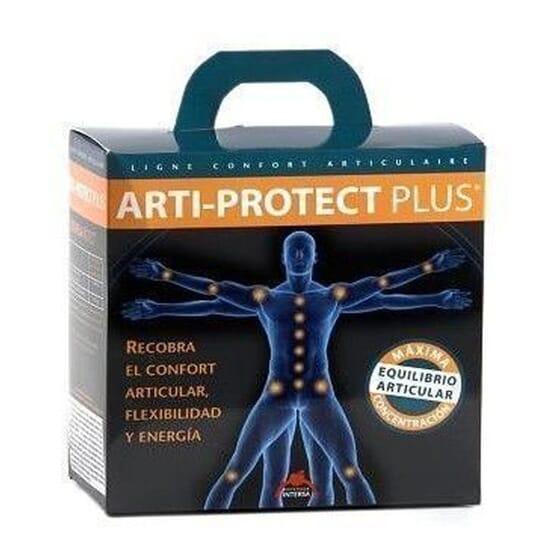 Arti-Protect Plus Pack (Oxiprotect-In + Boswelia Protect) 2 Ud De 45 Pérolas da Dieteticos Inter