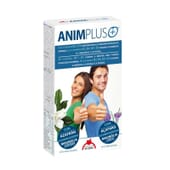 ANIMPLUS 42 Caps de Dietéticos Intersa