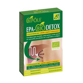 BIPOLE EPA BIODETOX 20 Viales de 10ml