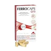 FERROCAPS Q10 60 Caps de Dietéticos Intersa