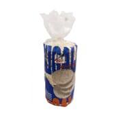 Tortitas de Maíz con Sal sin Gluten Bio 120g - La Finestra sul Cielo