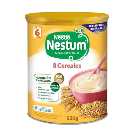 NESTUM 8 CEREALES 650g de Nestlé Nestum