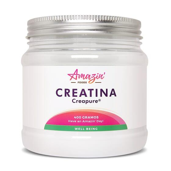 CREATINA CREAPURE 400g da Amazin' Foods
