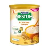 NESTUM 8 CEREAIS COM MEL 650g da Nestlé Nestum
