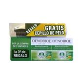 OENOBIOL CAPILAR REVITALIZANTE 3 Ud de 60 Tabs 3ª UD + CEPILLO GRATIS de Oenobiol.