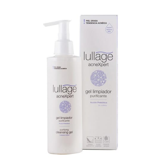 Lullage Acnexpert Gel Detergente Purificante 200 ml di Lullage