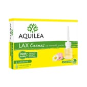 Aquilea Lax Lavements 6 Unités de 9 g - Triple action