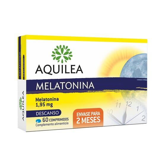 AQUILEA MELATONINA 1,95mg 60 Tabs