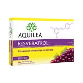 Aquilea Resveratrol 30 Caps - Antioxidante natural