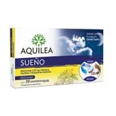 Aquilea Sueño 30 Tabs - Con valeriana, pasiflora y amapola
