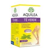 Aquilea Thé Vert 90 Comprimés - Aide à éliminer les liquides